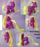 TE Sweet Notes by Roogna