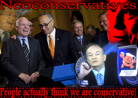 Conmen to the Conservatives by FlipswitchMANDERING