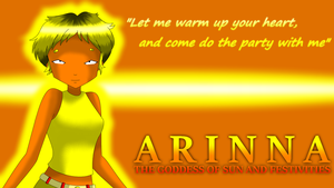 Wallpaper Arinna by Atilea
