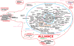 Alliance And Surrounds Map by BudCharles