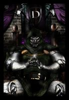 Doctor Doom by henflay