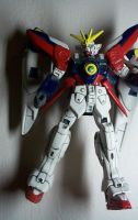 Just for Fun Gundam by symorne