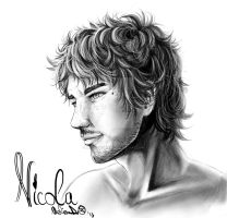 Nicola is a sexy guy by MelissaDuOTM