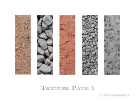 Texture Pack 1 by Waterdroplet-s