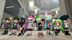 We are the Splatoon crew by G-ManMobius