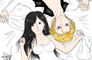 White Sheets by generaltifa
