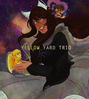 Yellow Yard Trio by xsweet-rainex
