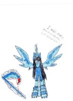 Request: Cyprogentic: Pony form by SteamPunkPony
