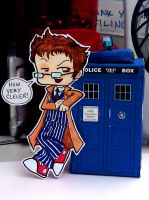 Paper Children: 10th Doctor by BUtifulDeath