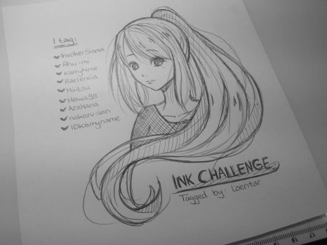 Ink Challenge by Yooystick