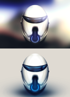 Helmet [Presentation and Clean] by JonFitzsimmons