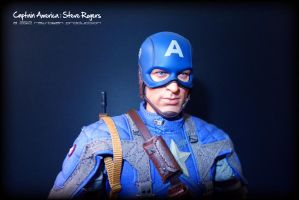 Hot Toys - CAPTAIN AMERICA by jaysquall