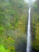 Akaka Falls on the Big Island by Geotripper