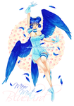 TMM - Bluebird by Ai-Bee