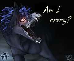 Crazy? What's that? by Kiuuki