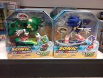 Sonic Free Riders Radio Control soinc and jet by sonicfan40