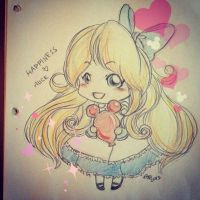 Happiness_Alice by asami-h