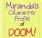 Character Profile of DOOM! - Template by Aposiopesis