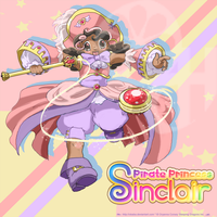 Gift- Pirate Princess Sinclair by Obaba