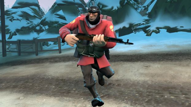 Heroes and Generals: USSR Paratrooper by OtabaroCZ