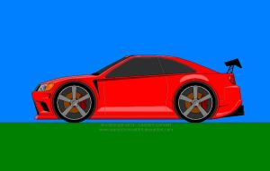 Carro no Paint 2 by leandroconradt95
