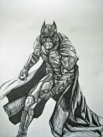 Dark Knight Rises by cusT0M