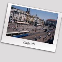 Zagreb Postcard free psd+video by Forbs1994