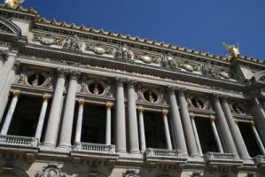 Monumental building by black-cat16-stock