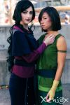 Desany and Sare KorrAsami 3 by XenioxPhotography