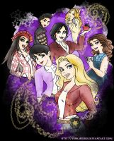 Once Upon a Princess by tonksiford