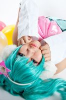 Colorful X Melody: Miku 2 by rinabyakuran