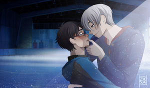 Yuri on Ice by Ziksua