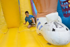 Medway Founder's Day Fun, Bouncy Excitement 2 by Miss-Tbones