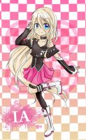 Vocaloid 3: IA by NeoSailorCrystal
