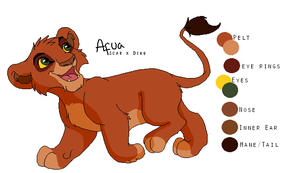 Afua - Cub Ref by Nyrexis
