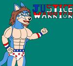 Whippetwild - Justice Warrior by Natter45