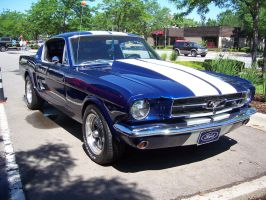 '66 Mustang by DetroitDemigod