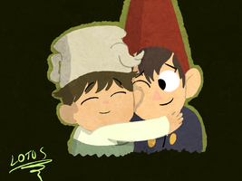 I love you, Wirt by LotusTheKat