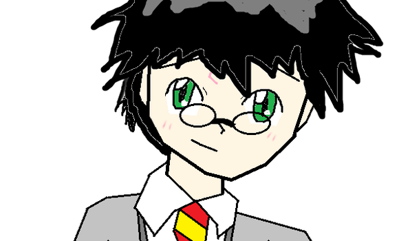 Harry Frikin' Potter by XXXhimura911XXX