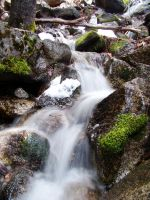 Snow Melt by Travis-Person