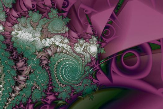 Fractal Salvage by FractalMiss