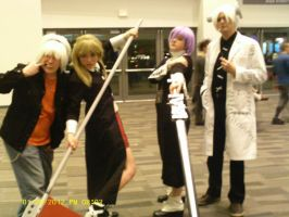 Soul Eater Group by chippy-lightgaia