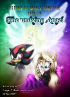Return of Maria Robotnik P 15 by lu-raziel