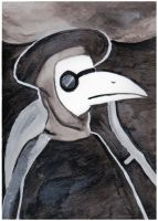 Plague Doctor by WhiteStudios