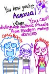 You know you're asexual when... by NocturnalScribe