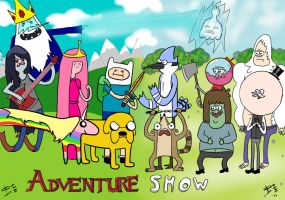 Adventure Show by srgKaeru