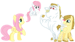 The BulkShy Family by iPandacakes