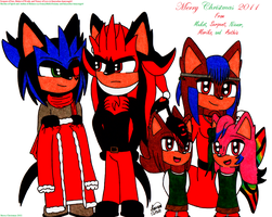 Merry Christmas 2011 by ReverseTheEclipse