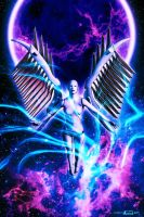 Space Angel by Lemmis-Art
