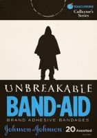 Unbreakable Band Aid Box by Hartter